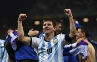 Que Mesi Sea Declarado Deportista Ilustre De La Argentina Y Siga En La Seleccion