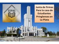 Para Que El Municipio De Coronel. Pringles Se Haga Cargo De Una Casa De Estudiantes En La Plata.