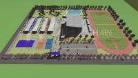 Construir Un Polideportivo En El Club El Porvenir