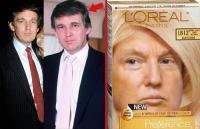 Queremos Que Donald Trump Se Tiña De Morocho