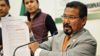 Petición A Porfirio Muñoz Ledo Y Omar Fayad Sobre La Situación Juridica D Cipriano Charréz Pedraza
