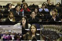 Para Promover La Ley De Cupo Joven